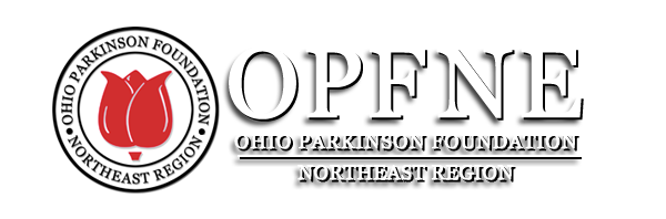 Ohio Parkinson Foundation Northeast Region Logo
